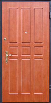 стальные двери с листом стали от 4мм
